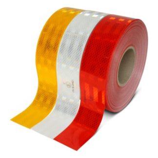 Светоотражающая самоклеющаяся лента для жестких поверхностей