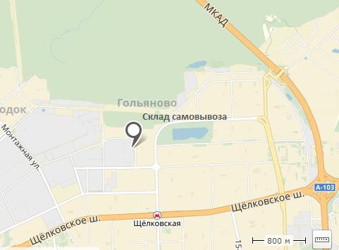 Карта проезда Заказ лент