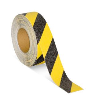 Самоклеющаяся противоскользящая лента Anti-Slip Tape, Желто-Черная