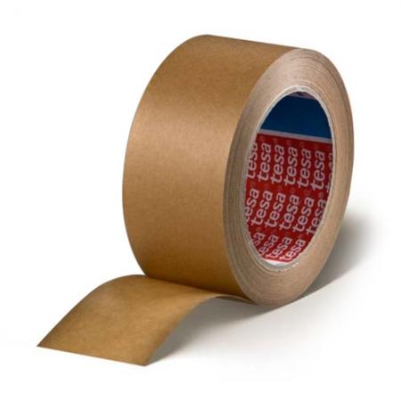 Упаковочная клейкая лента Tesa 4313 бумажная