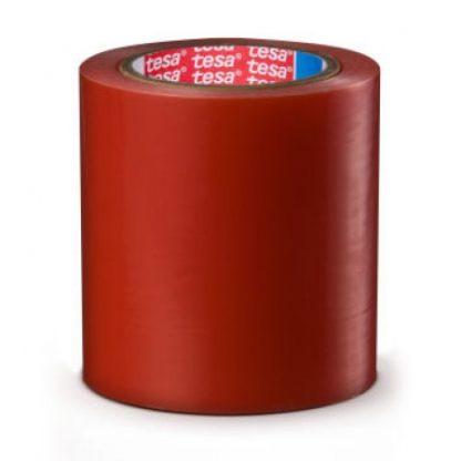 Защитная клейкая пленка Tesa 4848 средней адгезии, 48мкр